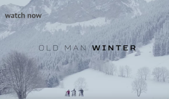 old man winter header